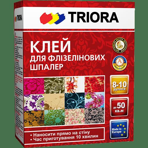 Клей для флизелиновых обоев TRIORA