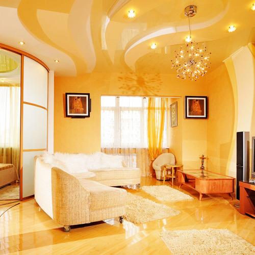 Низкий потолок: проблема или повод для оригинального ремонта?