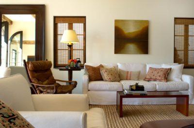 Колониальный стиль в интерьере и его основные цвета