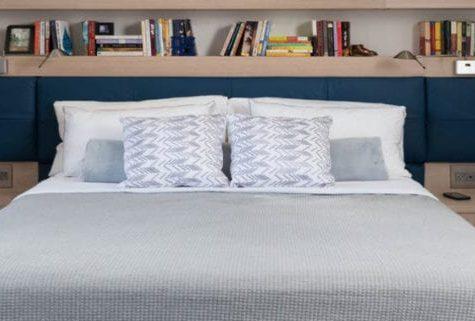 Интерьер спальни 2017