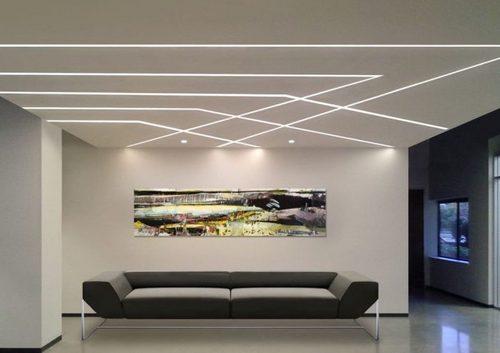 Что приготовили дизайнеры для потолков в 2018 году