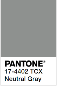 Pantone Нейтральный серый
