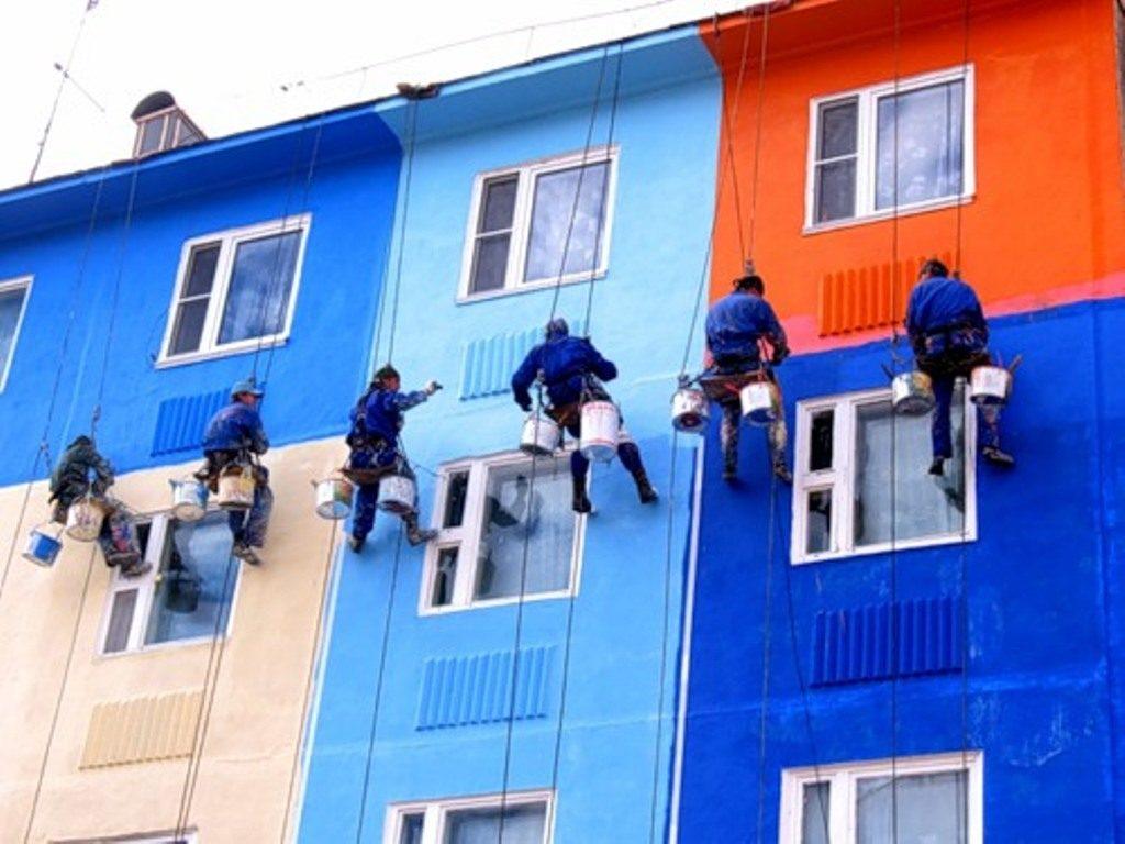 Идеи покраски фасада - актуальные тренды