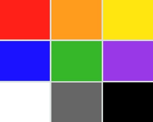 Какого цвета ваше настроение?