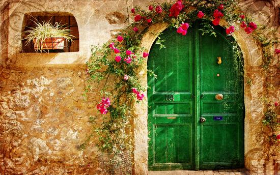 Что цвет твоей двери расскажет о твоей личности