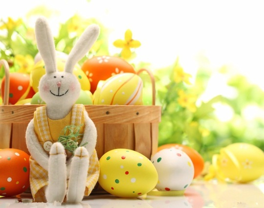 Поздравляем с великим праздником Воскресения Христова!