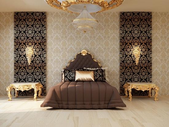 Золото снова в моде: декорируем с TOP-lasur TRIORA