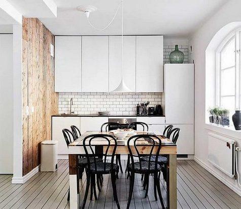 Скандинавский стиль на кухне: 5 особенностей