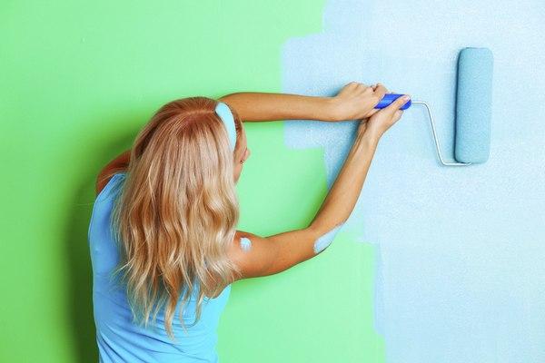 Тайны тиксотропных красок: что это и зачем их использовать?