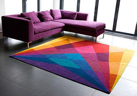 модные ковры 2019