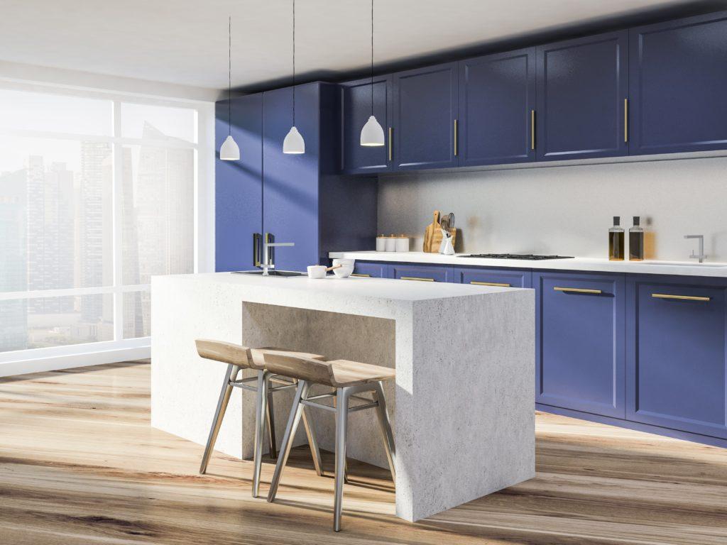 тренды в оформлении кухонь 2019
